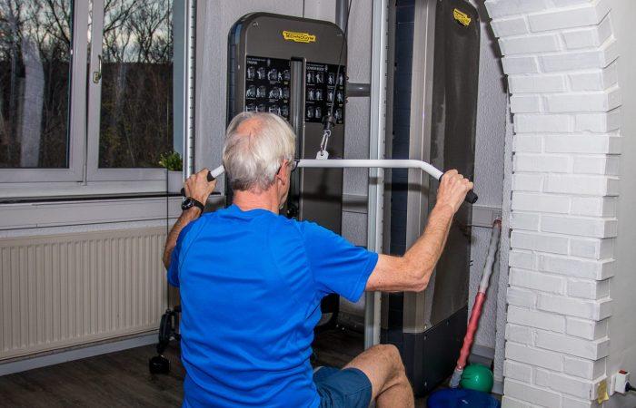Der Seilzug zum gezielten Muskeltraining