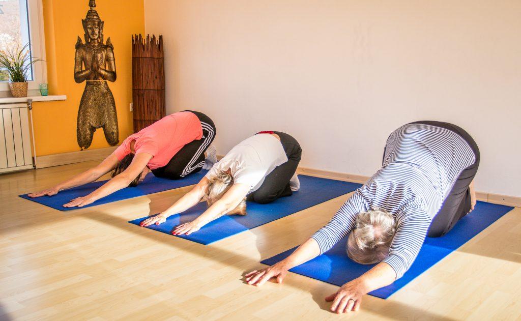 Yogastunde