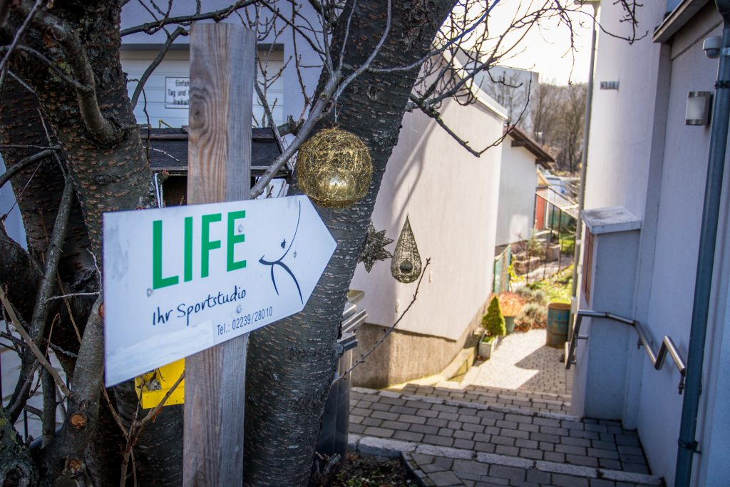 Der Weg zum LIFE